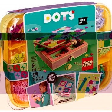 Lego Dots Jewelley Box
