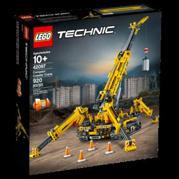 Spider Crane Lego