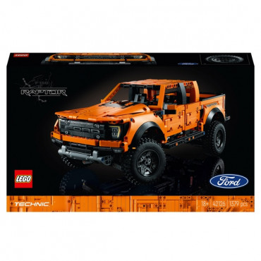 LEGO Ford F-150 Raptor