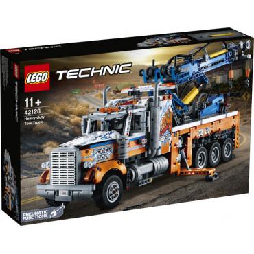 Technic Heavy Duty Tow Truck
