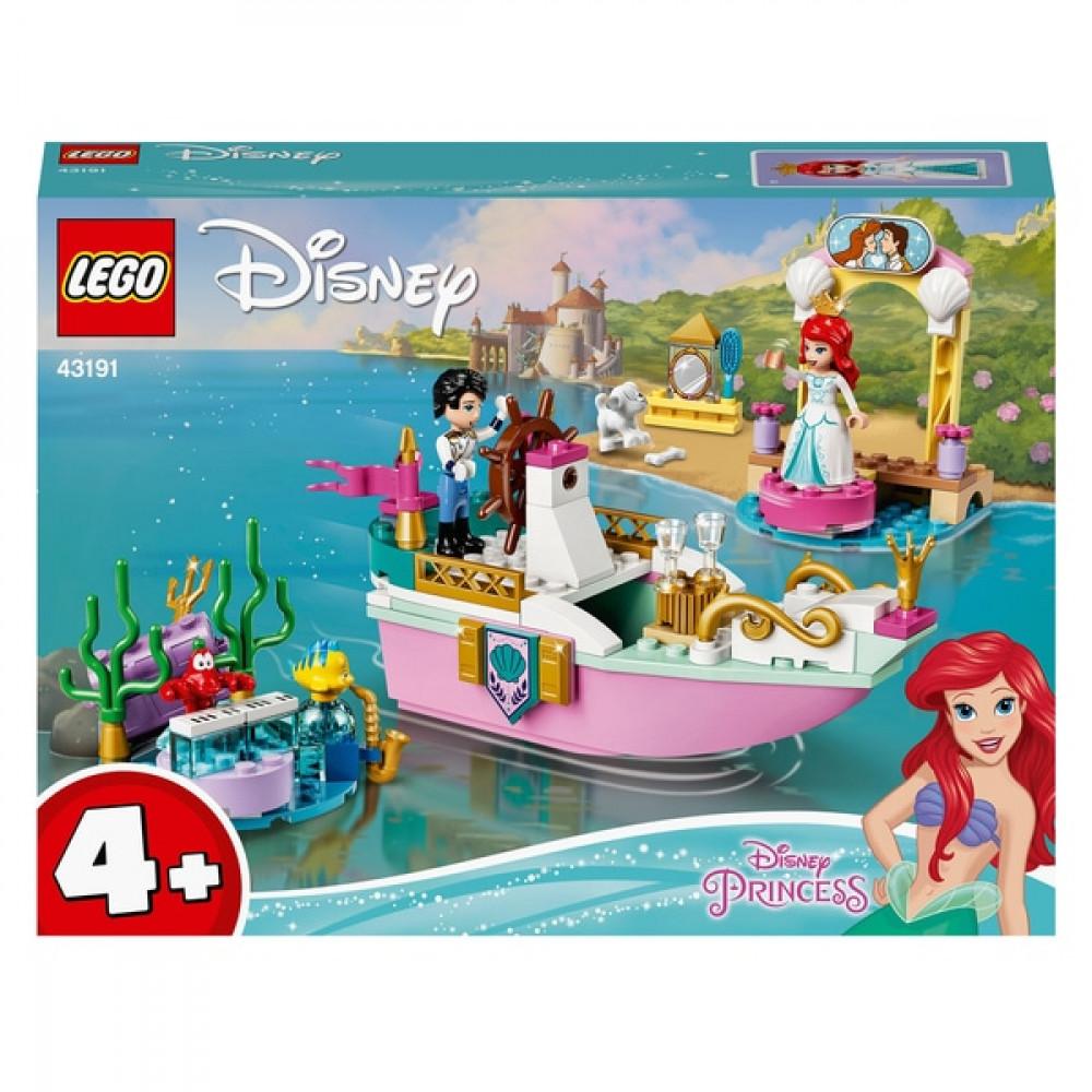 Ariels Celebration Boat