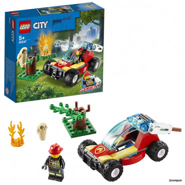 Forest Fire Lego City