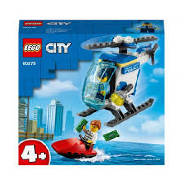 Lego City Police Helicopter 60275