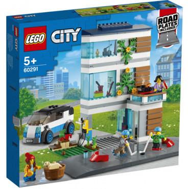 Lego City Family House