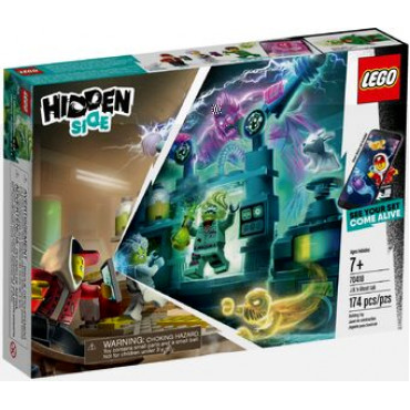 Lego Hidden Newbury Abandoned Prison