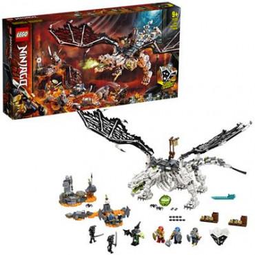 Lego Ninjago Skull Sorcerers Dragon