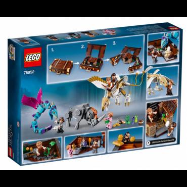 Harry Potter Newts Case Lego