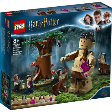 Lego Harry Potter Forbidden Forest Umbridge
