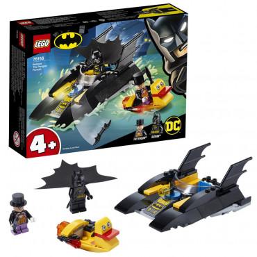 Lego Dc Batman Batboat Penguin Pursuit