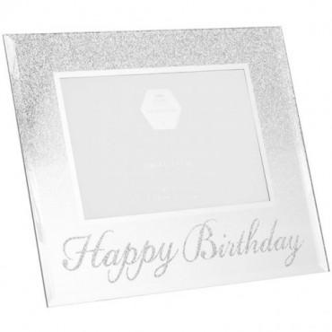 Birthday Frame Glitter