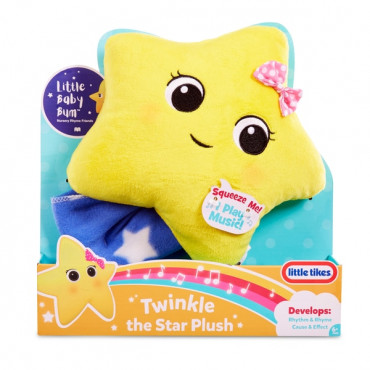Little Tikes Baby Bum Twinkle The Star Plush