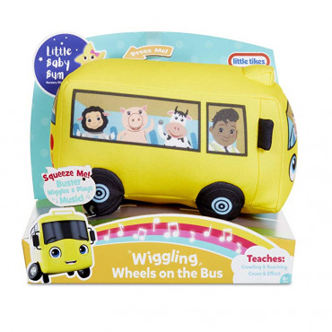 Little Tikes Baby Sing Along Bus