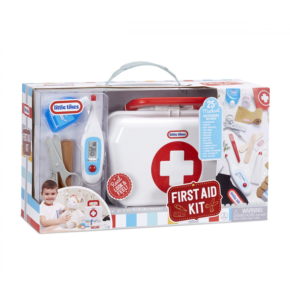 First Aid Kit Little Tikes