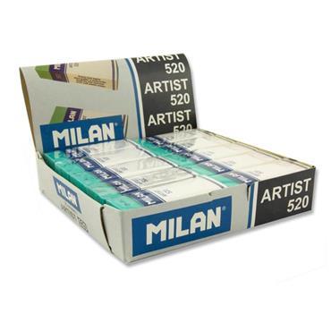 Eraser Milan Rectangular