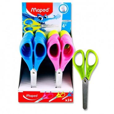 School Scissors 3 Assorted