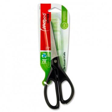 Green 21Cm Scissors