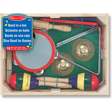 Band In A Box Melissa & Doug
