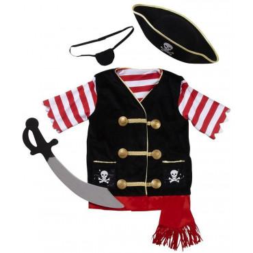 Pirate Costume Melissa & Doug