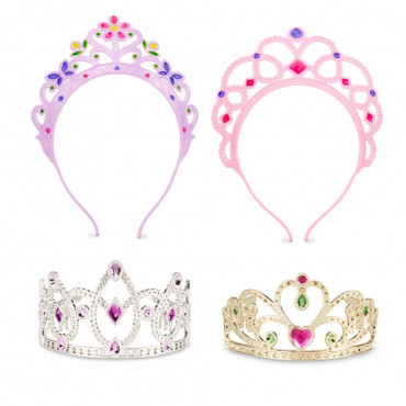 Dress Up Tiaras Role Play