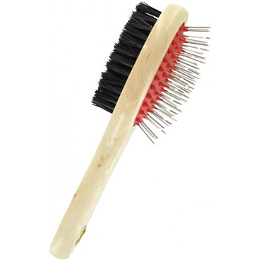 Pet Brush Double Sided