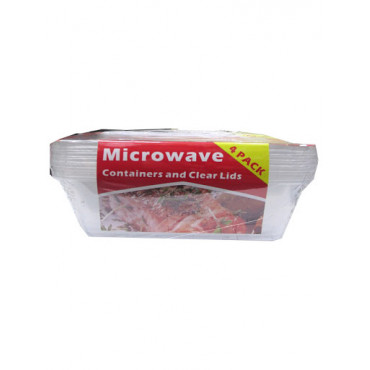 Microwave Containers 40X4S