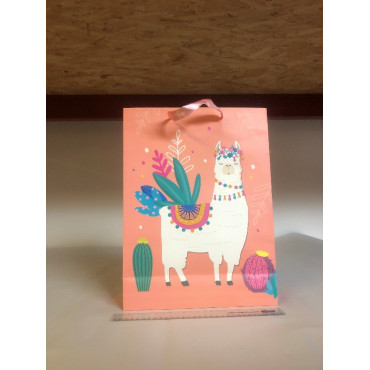 Gift Bag X Large Llama Assorted
