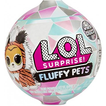Lol Surprise Fluffy Pets Assorted