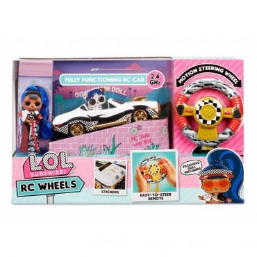 L.O.L. Surprise JK RC Wheels