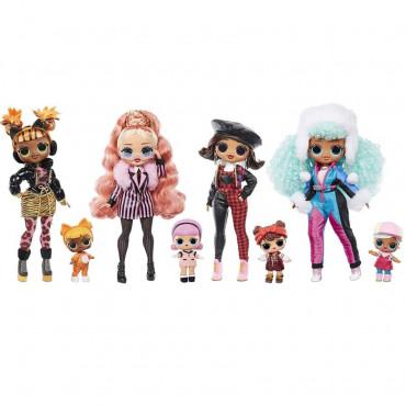 L.O.L. Surprise OMG  Winter Wonderland Doll  Assor