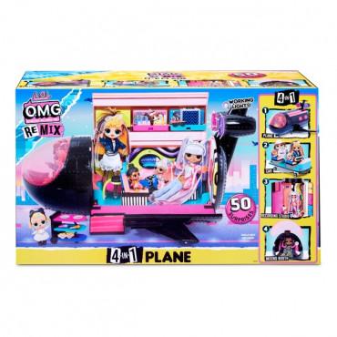 L.O.L. Surprise OMG Plane