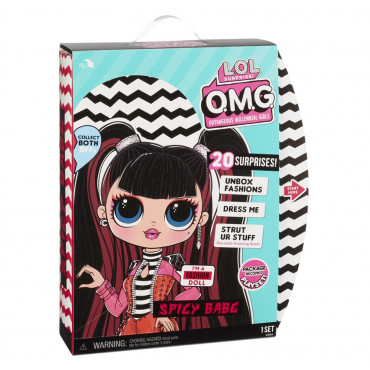 L.O.L. Surprise OMG Core Doll Asst Series 4
