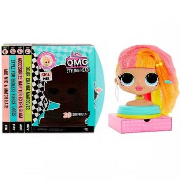 L.O.L. Surprise OMG Styling Head Asst