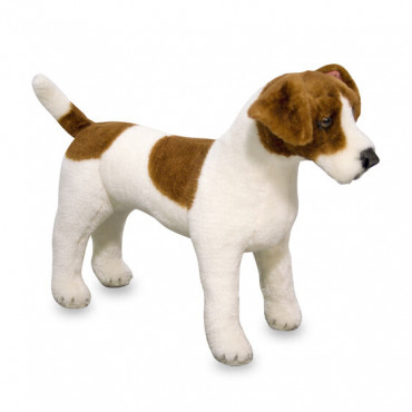 Jack Russel Dog Teddy Melissa & Doug
