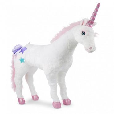 Unicorn Large Plush Teddy