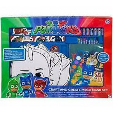 PJ Mask Craft Mask Set