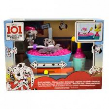 101 Dalmations Brush and Bubble Set