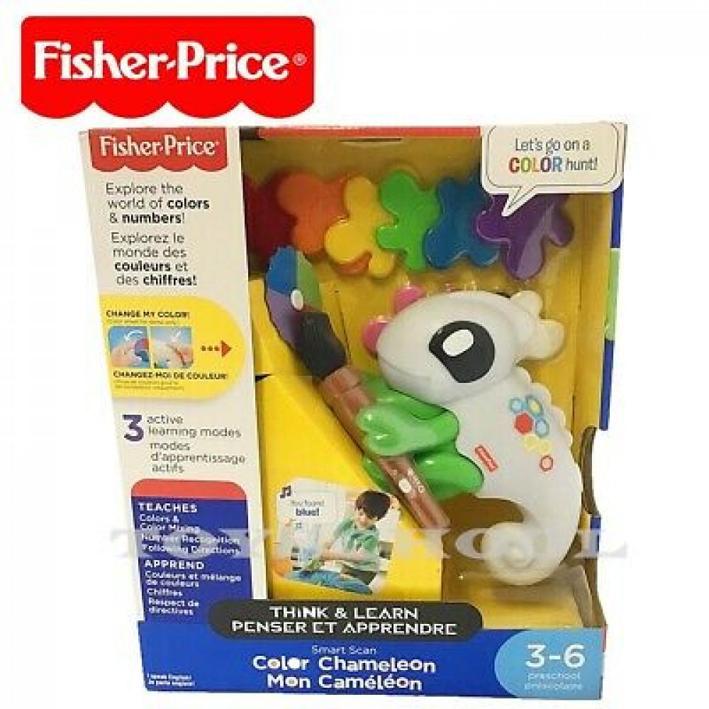 Fisher Price Colour Chameleon