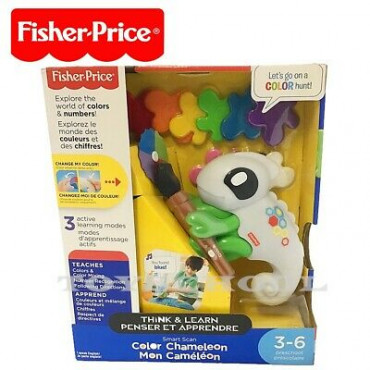 Fisher Price Colour Chameleon