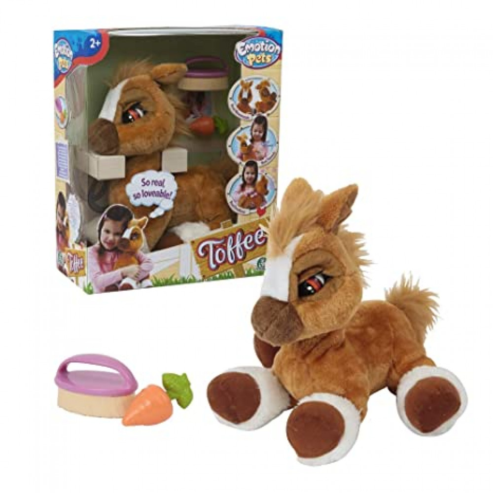 Emotion Pets Toffee The Pony