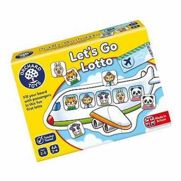 Lets Go Lotto Orchard