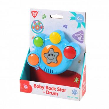 B/O BABY ROCK STAR - DRUM