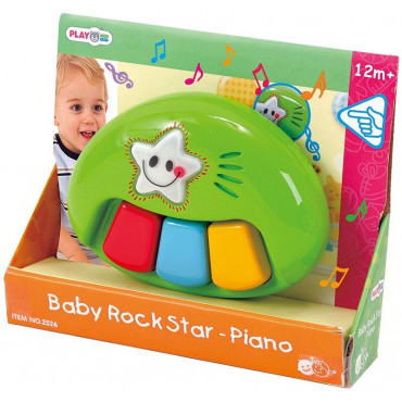 B/O BABY ROCK STAR - PIANO