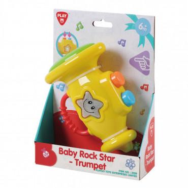 B/O BABY ROCK STAR - TRUMPET
