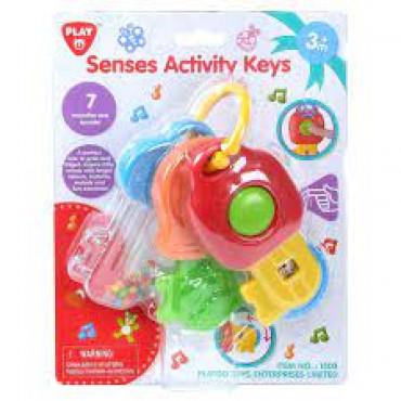 B/O SENSES ACTIVITY KEYS