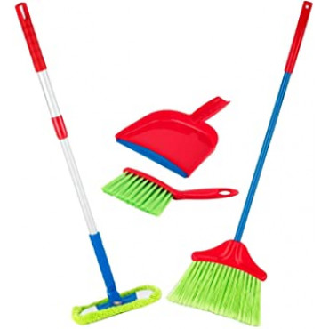 My Cleaning Set 4 Piece