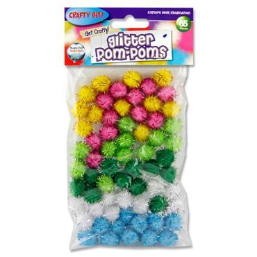 Cb Glitter.65 Pom Pom