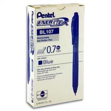 0.7Mm Retractable Gel Pen Assorted