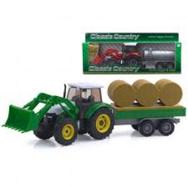 Combine Harvester Asst