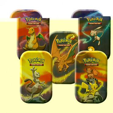 Pokemon Trading Card Game Kanto Single