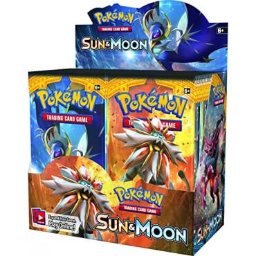 Pokemon Tcg Sun&Moon Team Up